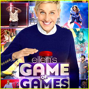 ellen degeneres game ellen degeneres game of games here s what to expect