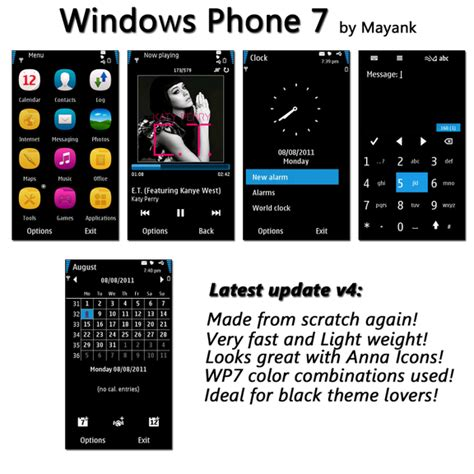 qmobile x6 themes free download nokia themes free download for nokia 5800 5530 5230 n97