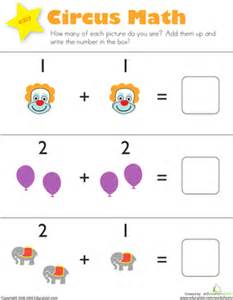 Math addition worksheets further kindergarten math addition worksheets