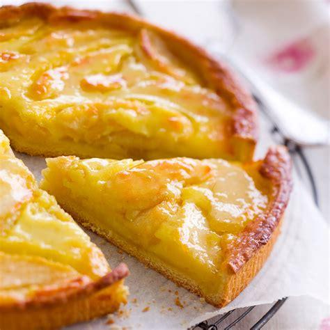 dessert aux pommes