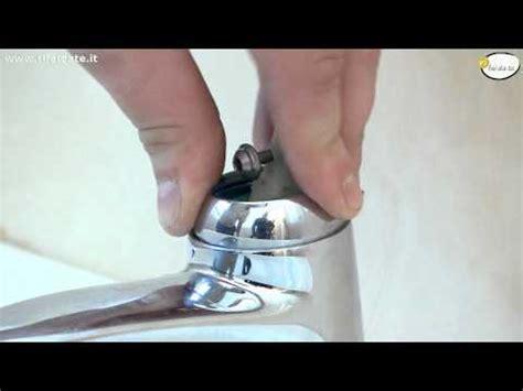 smontare rubinetto cucina come smontare un rubinetto a miscelazione fai da te mania