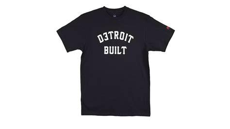 Records Detroit мерчендайз коллаборация от Shady X Ssur Www Eminem Pro