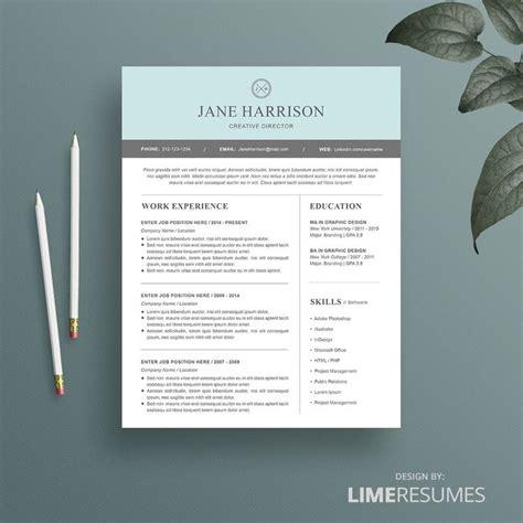 resume template 18 best modern resume template and modern resume ideas