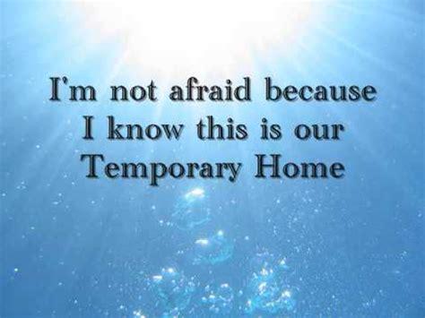 temporary home by carrie underwood lyrics
