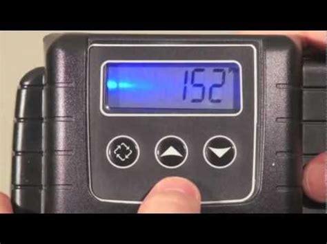 best with manual controls fleck 5600sxt water softener valve programming aquatell