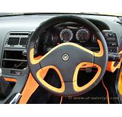 Nissan 300ZX Leather Interior  A&ampT Autostyle