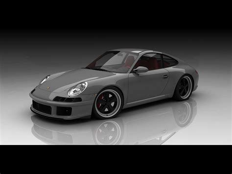 retro porsche custom custom concepts porsche retrospective 997 by zolland 2012