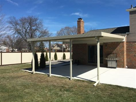 Patio Covers / Carports   Mr. Enclosure Michigan Sunrooms