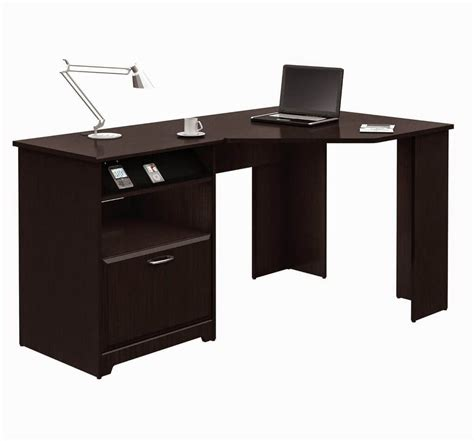 black computer desk furniture best office desk for small spaces with storage
