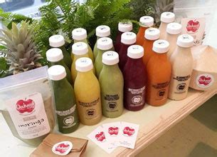 Juice Detox South Africa by Beautysouthafrica Healthy Living Bsa Goes On A Juice Detox