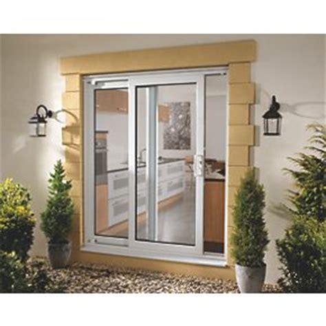 6 Foot Patio Doors Euramax Upvc 6ft Patio Door Non Handed 1790 X 2090mm Doors Screwfix