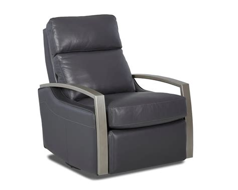 comfort design leather recliner comfort design empire swivel recliner cl326