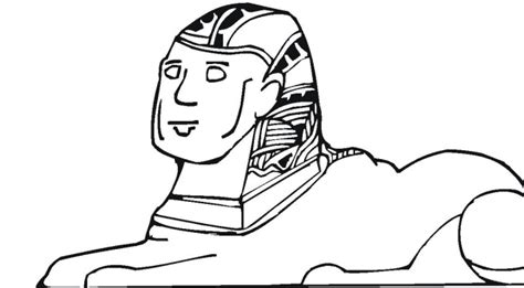 Sphinx Coloring Page Coloring Pages Of Sphinx Of Giza Coloring Pages by Sphinx Coloring Page