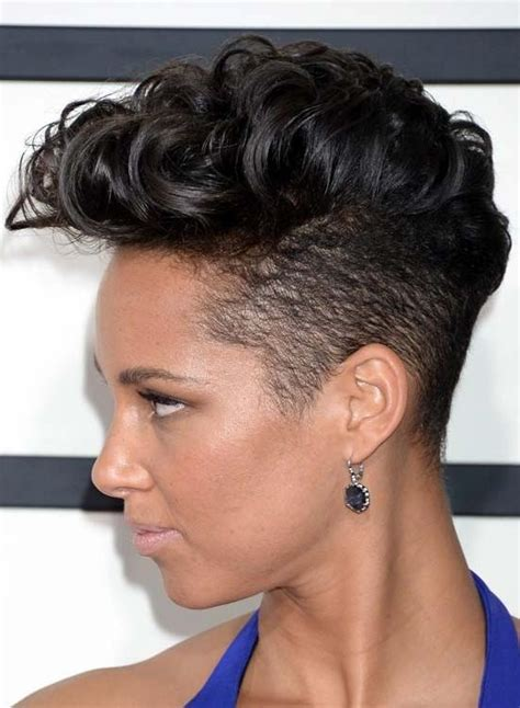 edgy hair fifties 20 collection of edgy short haircuts for black women