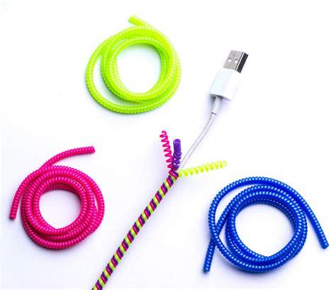 Spiral Cord Pelindung Kabel Charger Bt spiral cord protector jadi aksesoris wajib pelindung kabel