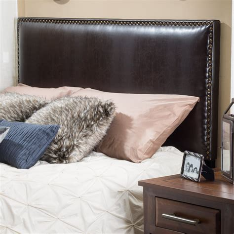 leather california king headboard westin king to cal king adjustable brown leather headboard