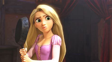 let down your hair rapunzel comes to the disney channel