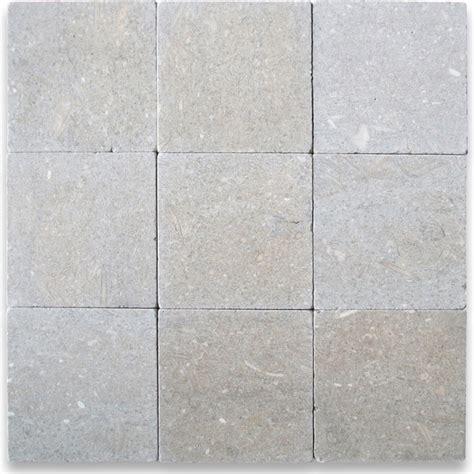 seagrass limestone tile 4x4 tumbled traditional wall