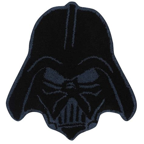 darth vader rug darth vader dots and dinosaurs non boring bathmats to quot quot up for you bathroom offbeathome