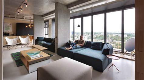 ukrainian apartment interiors musician modern contemporary penthouse apartment in kiev ukraine