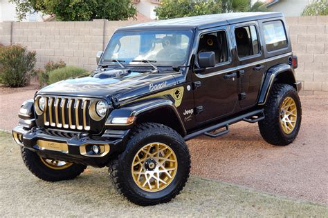 2019 Jeep Bandit Price by This Custom 2019 Jeep Wrangler Jl Is One Lost Bandit