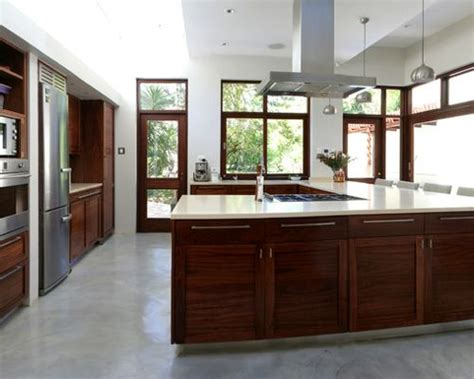 L Shaped Island Kitchen | l shaped kitchen island houzz