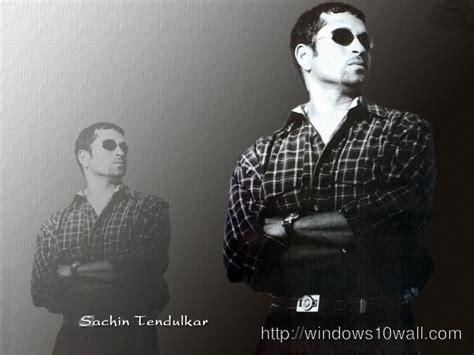sachin tendulkar  black  white hd wallpaper windows