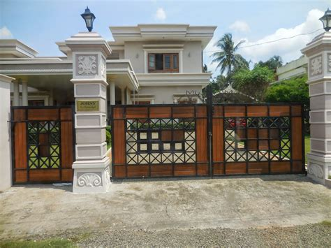house gate design kerala kerala gate designs beautiful house from home loversiq