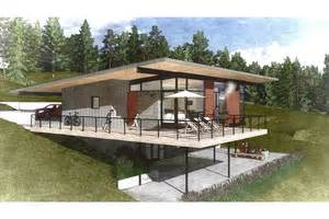 floor plans for sloped lots sloping lot plans houseplans