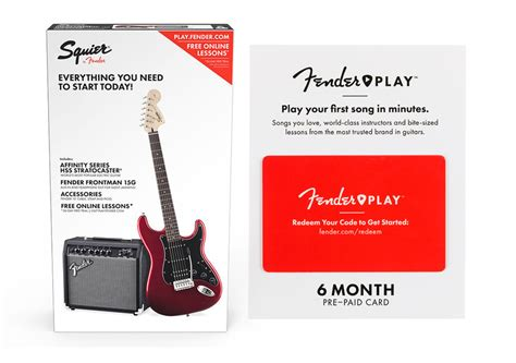 Extratv Com Giveaways - win it an affinity series stratocaster 174 hss pack