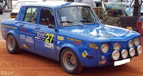 renault 8ts frente a renault 8s