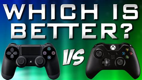 what console is better xbox one or ps4 ps4 vs xbox one which is better xbox one vs ps4 review