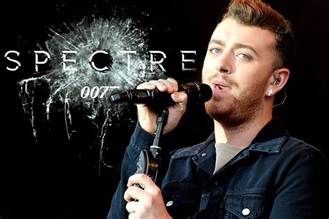 theme music spectre sam smith confirms recording james bond spectre theme song