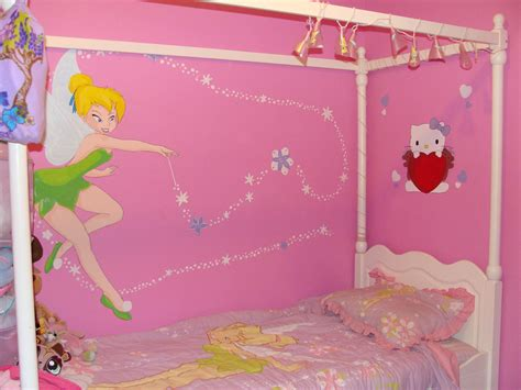 chambre princesse photo 1 8 f 233 e clochette