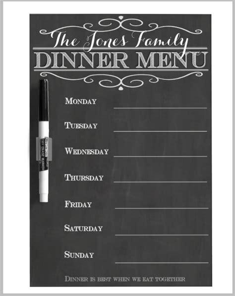 27+ Elegant Dinner Menu Designs - PSD, AI, Vector EPS