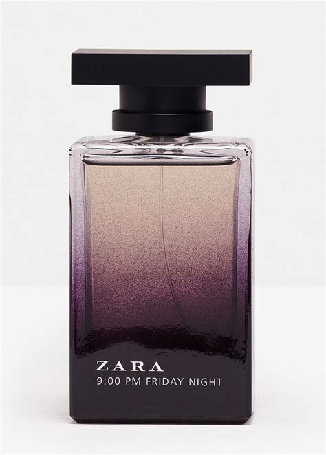 Parfum Zara zara 9 00 pm friday zara perfume a new fragrance