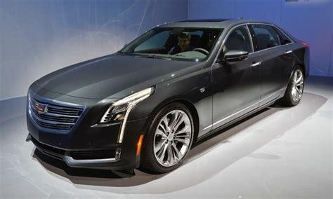 cadillac ct   luxury car