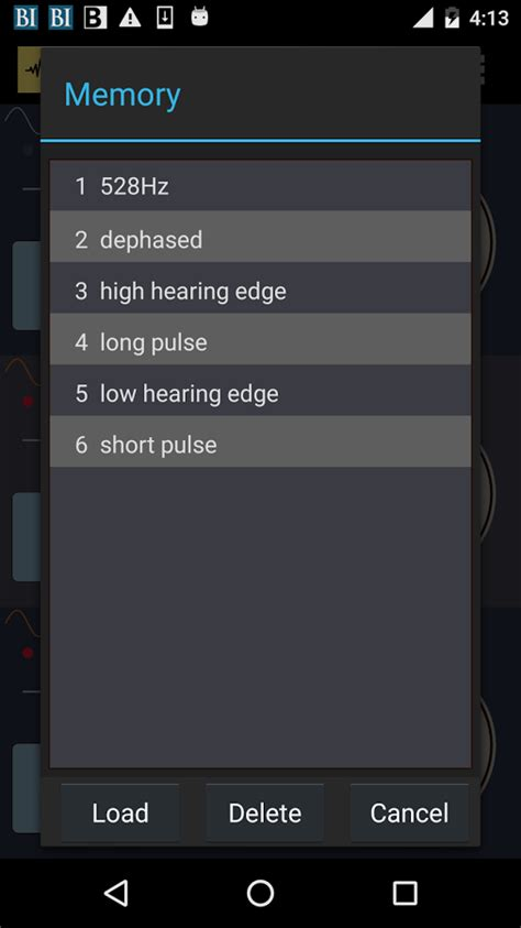 waveform generator apk frequency sound generator 2 07 apk android tools apps
