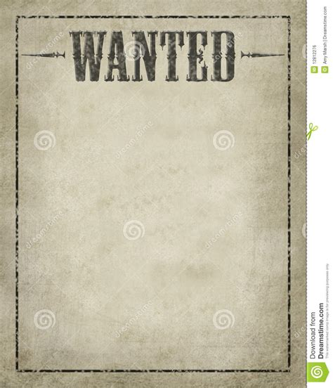 wanted poster templates blank wanted poster pictures to pin on pinsdaddy