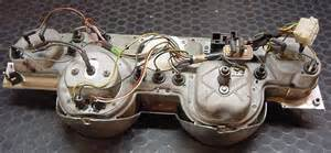 i m wiring my 1964 mustang instrument cluster with an