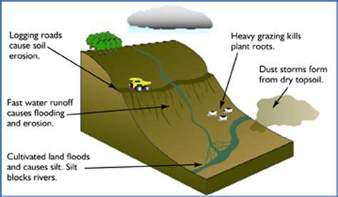 deforestation diagram 5 best images of deforestation and soil erosion diagram