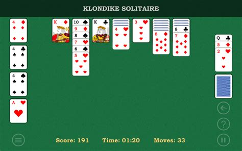free solitaire for android warriorsoft