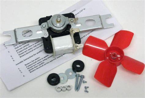 Elco Nichicon 220v 2200uf Original refrigerator evaporator freezer fan motor 482731 for whirlpool sears kenmore ebay