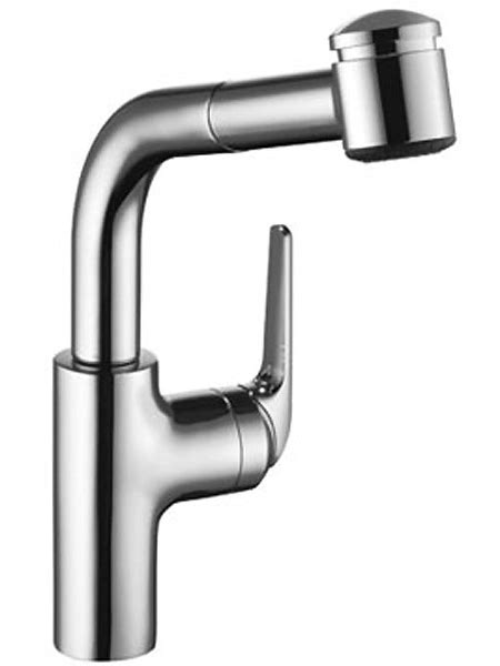 kwc kitchen faucet kwc domo pull out spray kitchen faucet 10 061 002 127