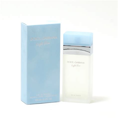 dolce gabbana light blue 3 3 oz dolce gabbana light blue 3 3 oz edt tanga