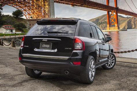 Jeep Compass 2015 Review 2015 Jeep Compass New Car Review Autotrader