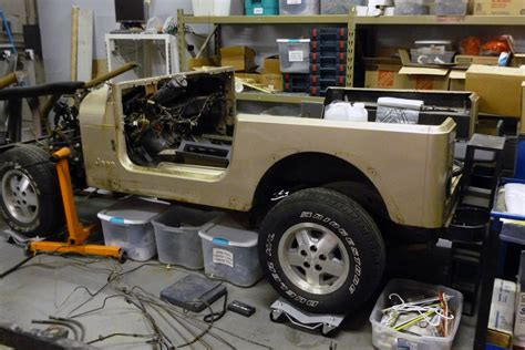Jeep Bodies Jurassic Jeep 65 Million Years In The