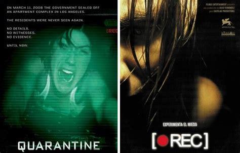 film zombie quarantine rec vs quarantine cheat sheet the inevitable zombie