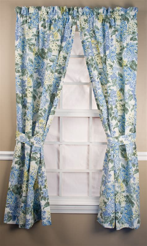 hydrangea curtains ellis curtain hydrangea panel pairs