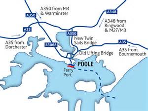 guide du port de poole ferries